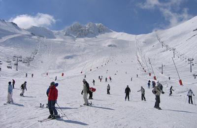 Estación de esquí de San Isidro